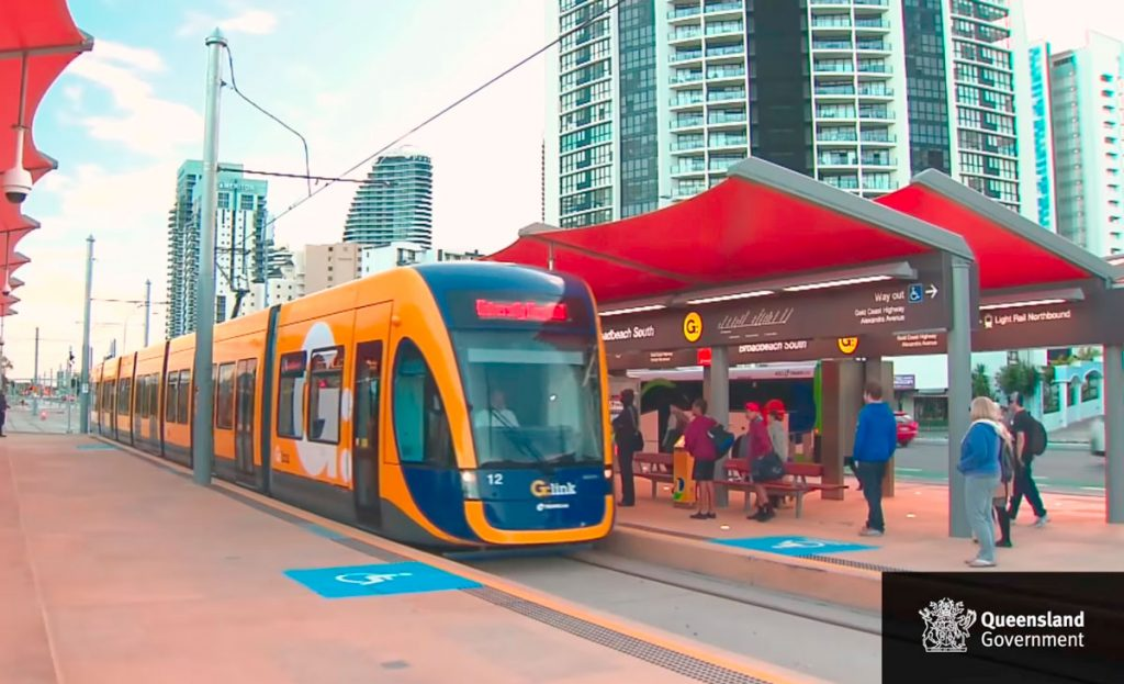 Gold Coast Lightrail